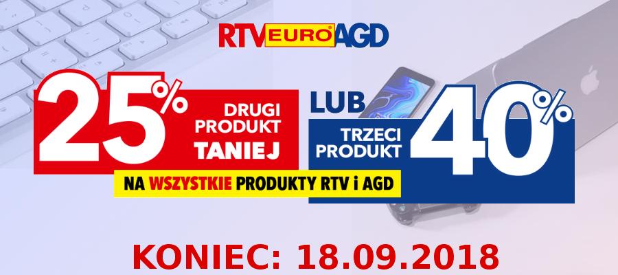 rtv euro agd outlet promocje kody rabatowe
